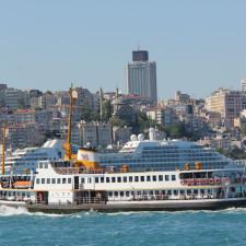 Bosphorus River Cruise, Istanbul