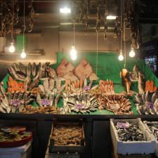 Fish market - Istanbul