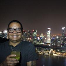 Singapore with Jess, 2014